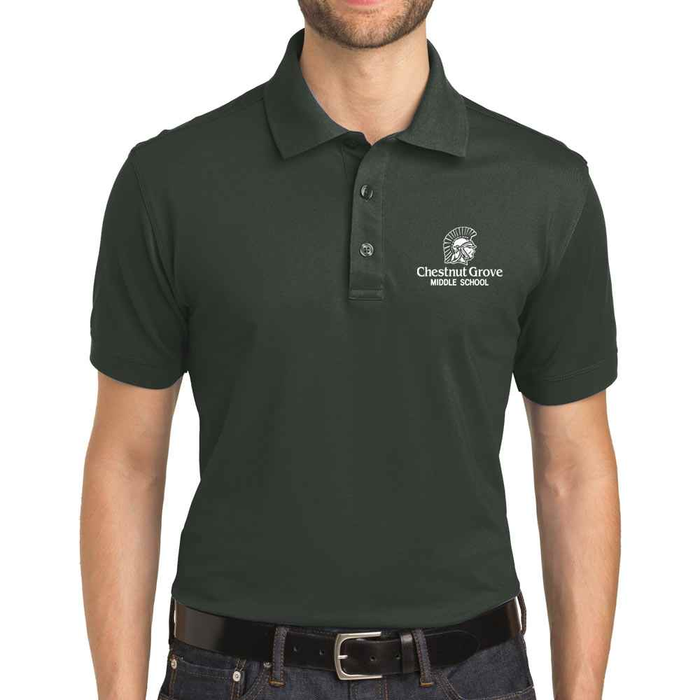 Port Authority® Men's Stretch Pique Polo Shirt - Personalization Available