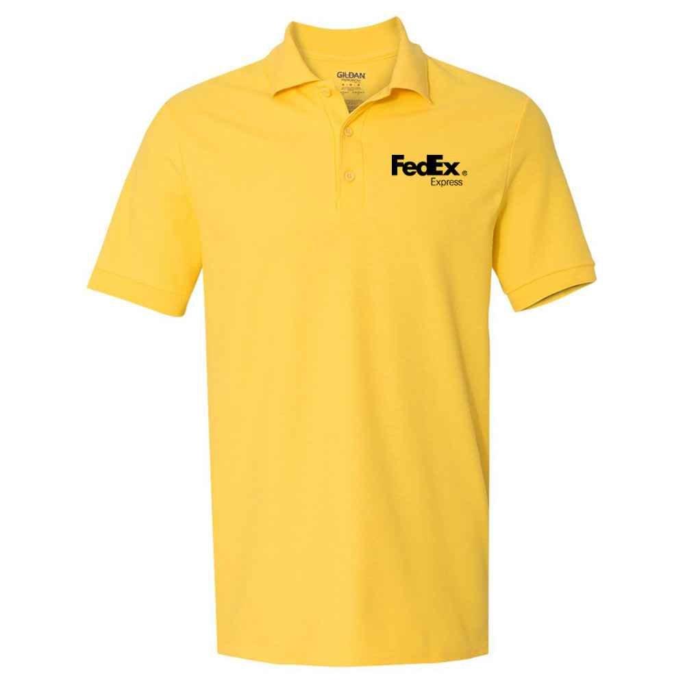Gildan® Men's Premium Cotton® Double Pique Sport Shirt - Personalization Available