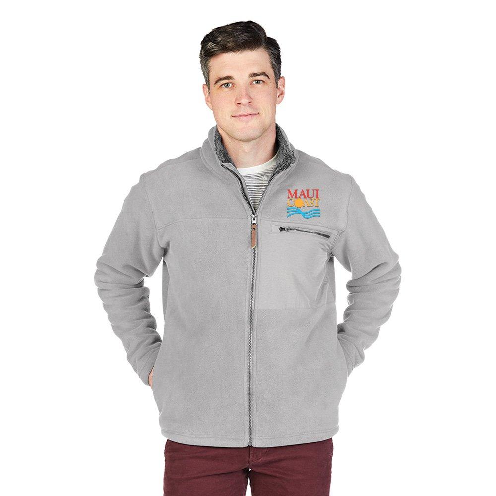 Charles River® Men's Jamestown Fleece Jacket - Personalization Available