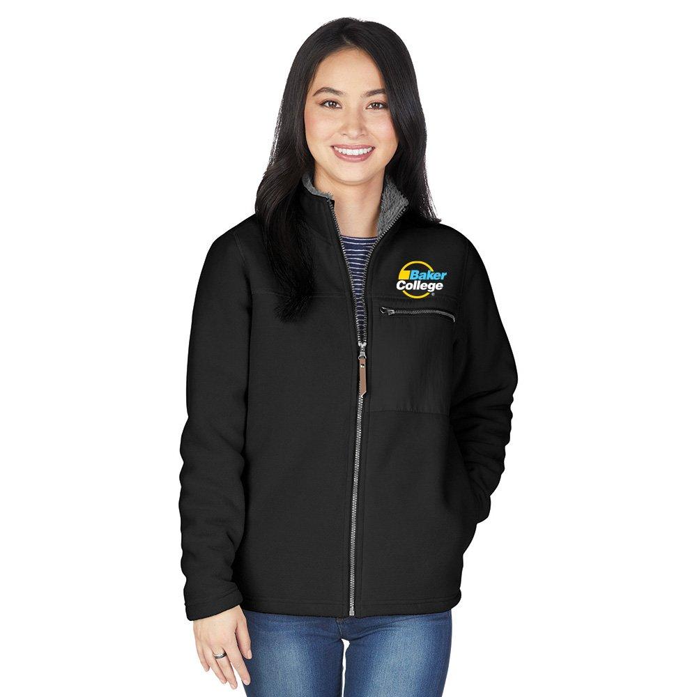 Charles River® Women's Jamestown Fleece Jacket - Personalization Available