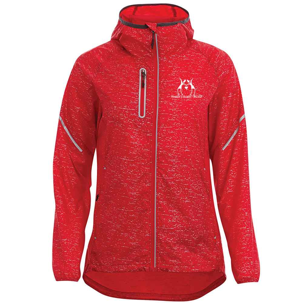 Elevate® Women's Signal Packable Jacket - Embroidery Personalization Available
