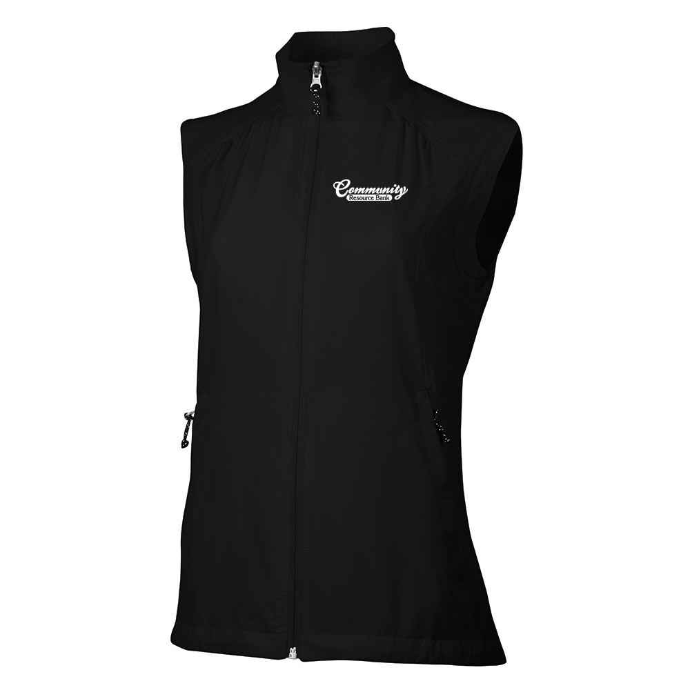 Charles River Apparel® Women's Pack N Go Vest - Personalization Available