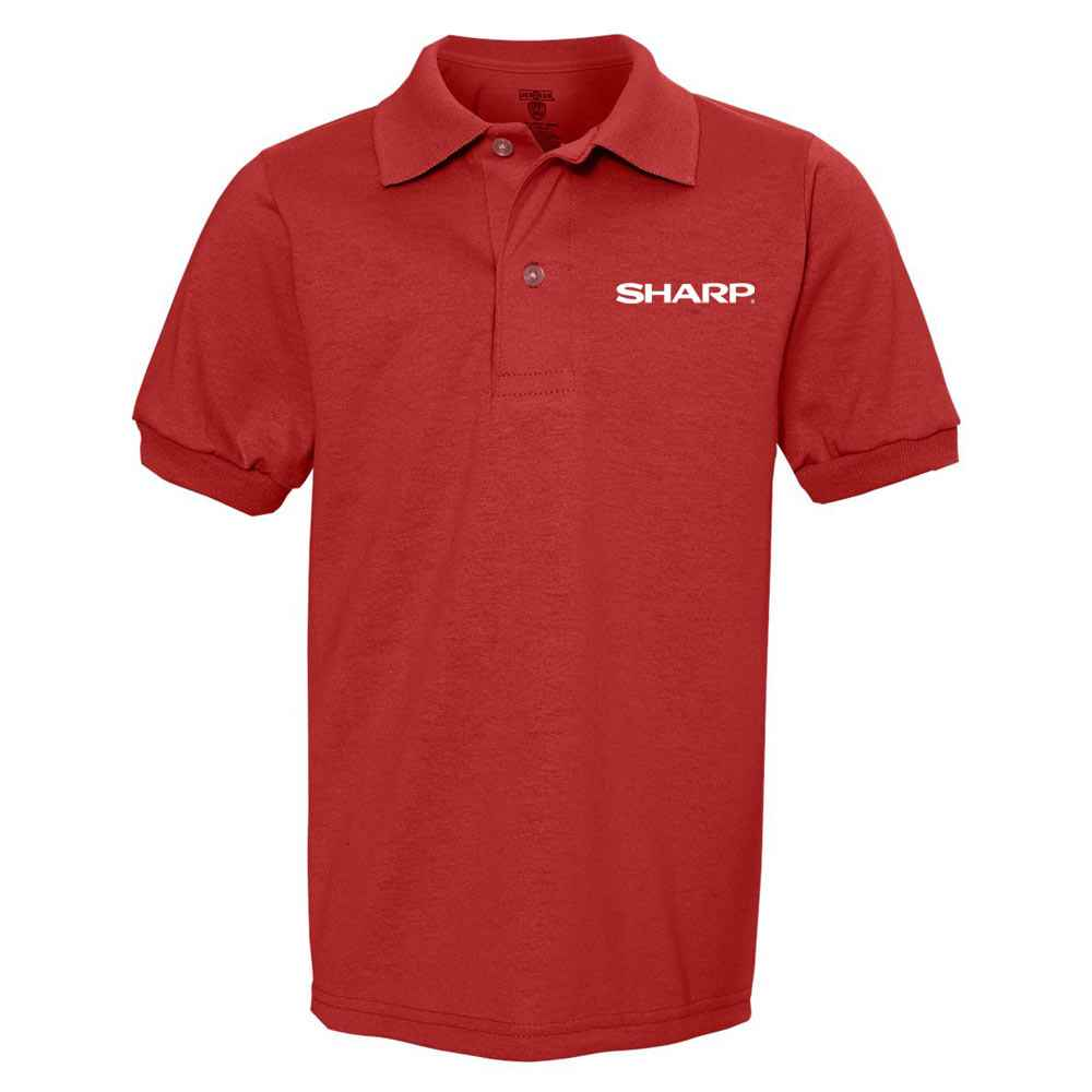 Jerzees® Spotshield™ Youth 50/50 Sport Polo Shirt - Embroidery Personalization Available