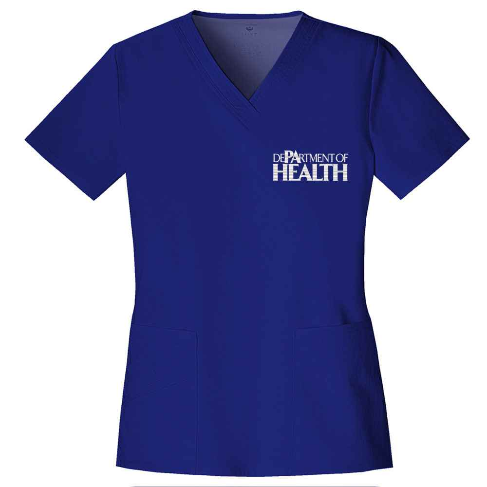 Cherokee® Luxe Women's V-Neck Top - Personalization Available