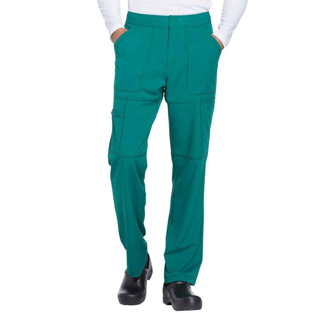 Dickies® Men's Dynamix Zip Fly Cargo Scrub Pant