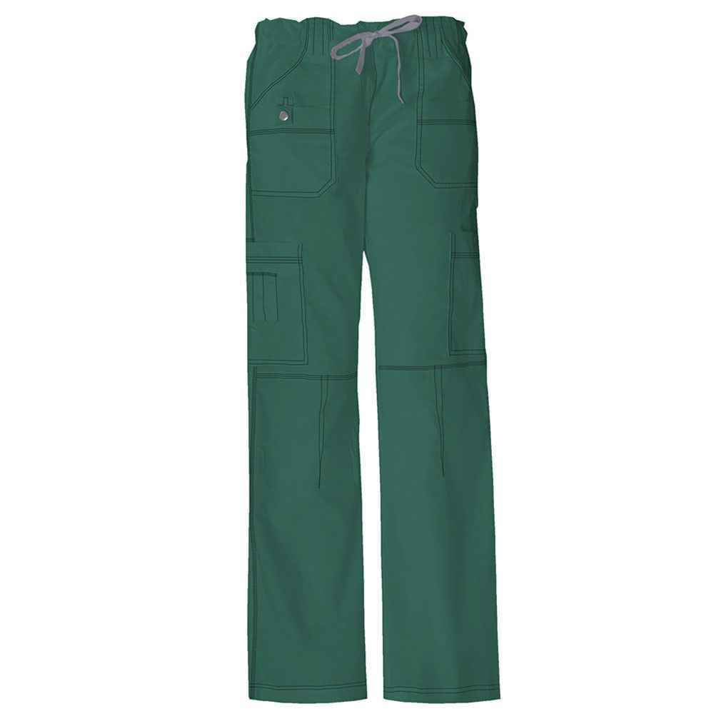 Dickies® Women's Low Rise Drawstring Cargo Pant