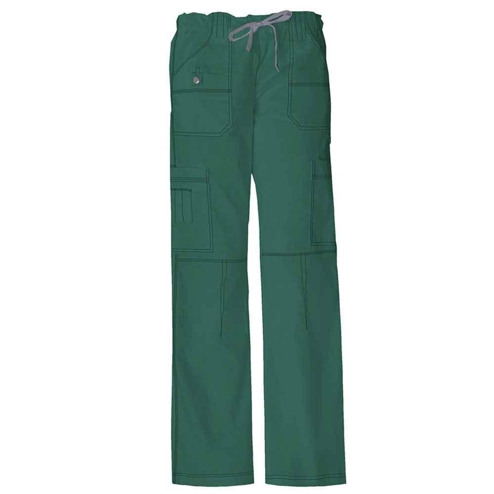Dickies® Women's Low Rise Drawstring Cargo Pant