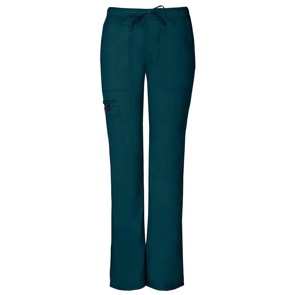 Dickies® Women's Low Rise Straight Leg Drawstring Pant