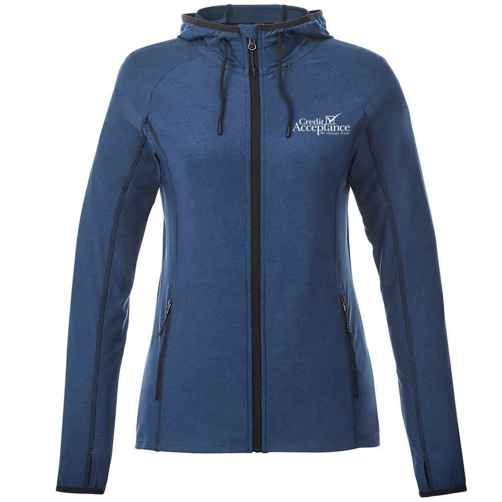 Elevate® Women's Kaiser Knit Jacket - Embroidery Personalization Available