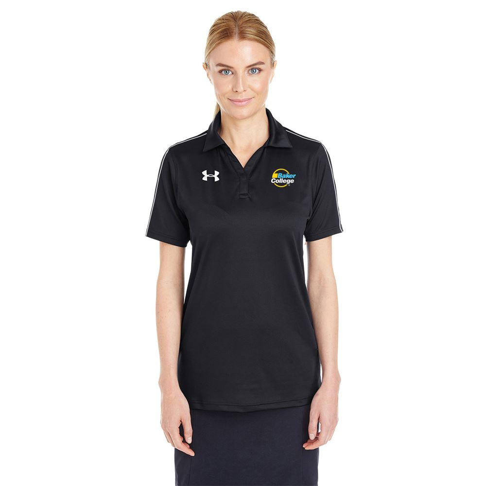 Under Armour® Women's Tech Polo - Personalization Available