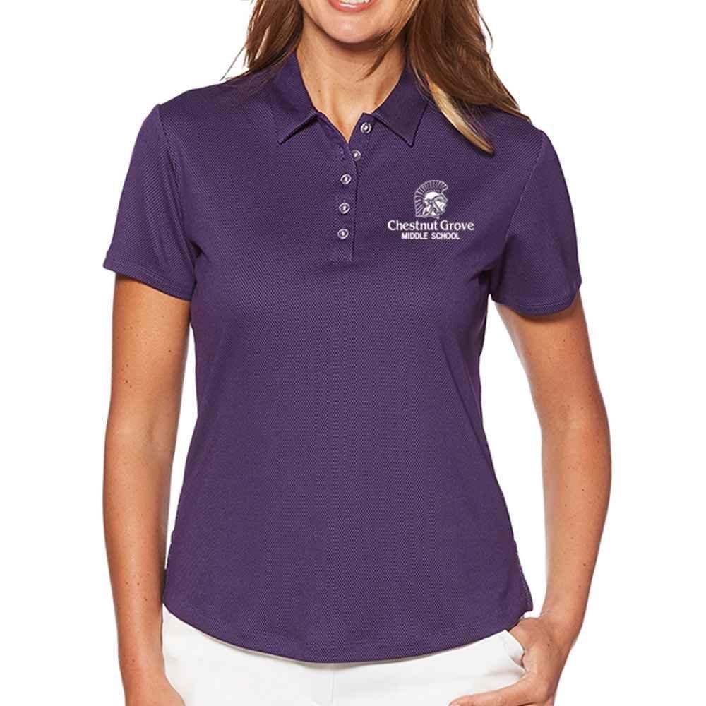 Callaway Golf® Women's Birdseye Polo - Personalization Available