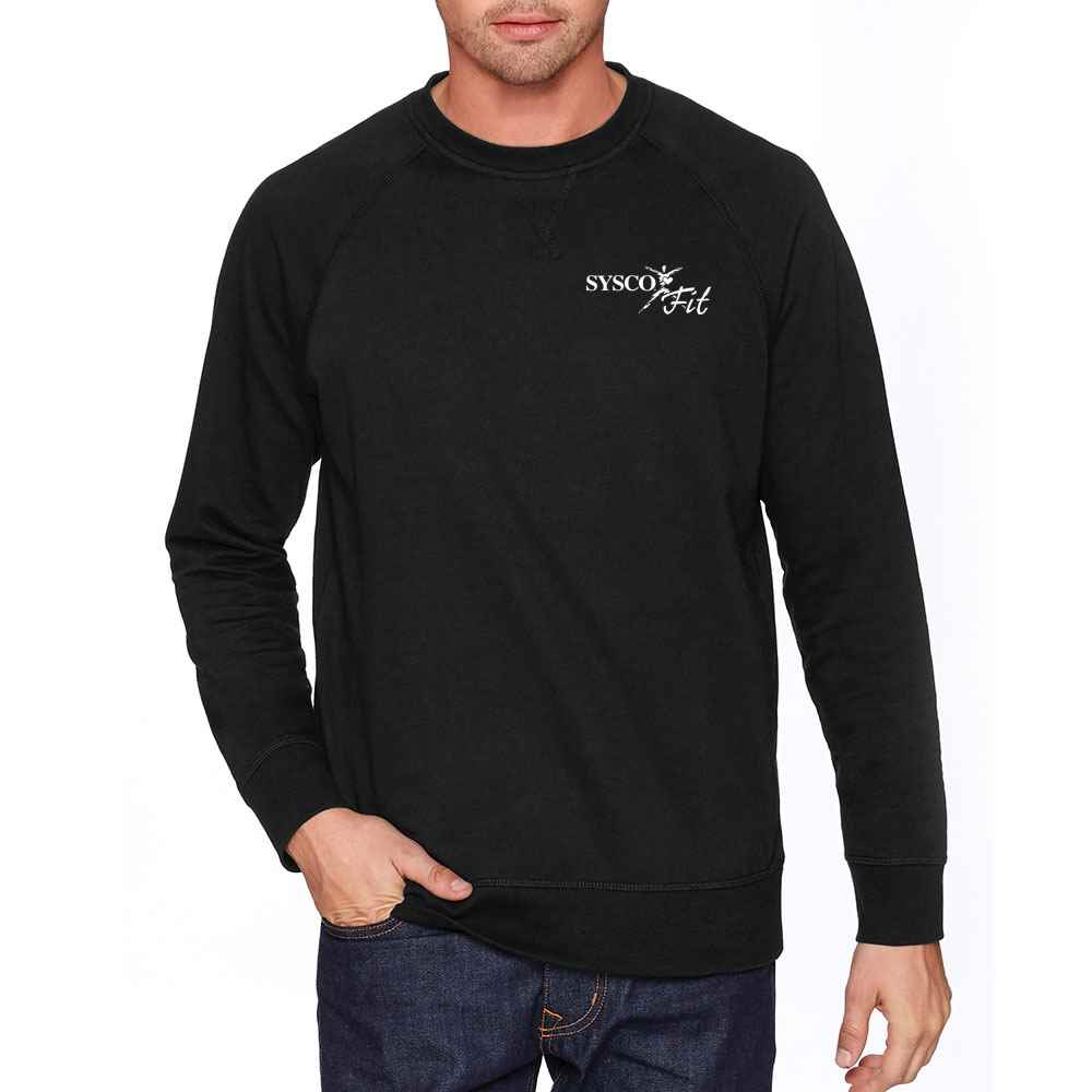 Next Level® Unisex French Terry Raglan Crew - Embroidered Personalization Available