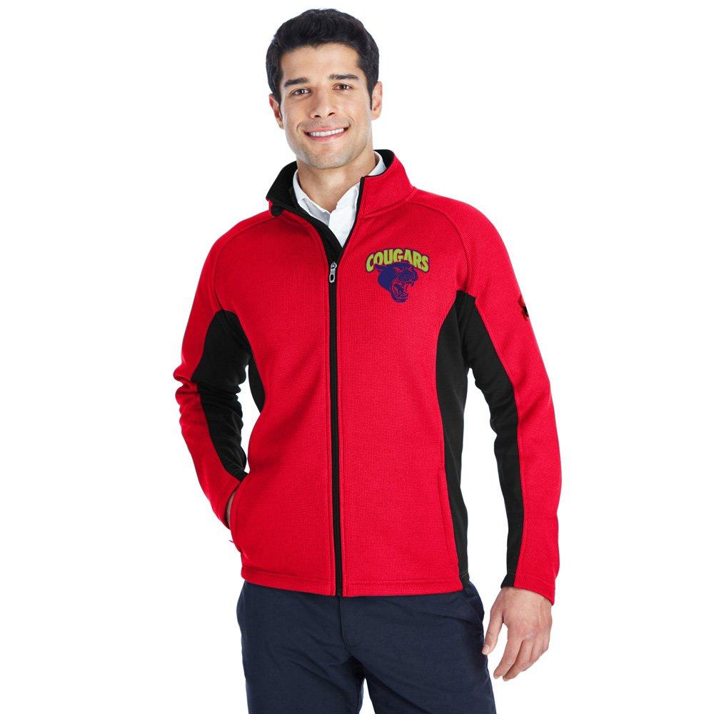 Spyder Men's Constant Full-Zip Sweater Fleece - Personalization Available