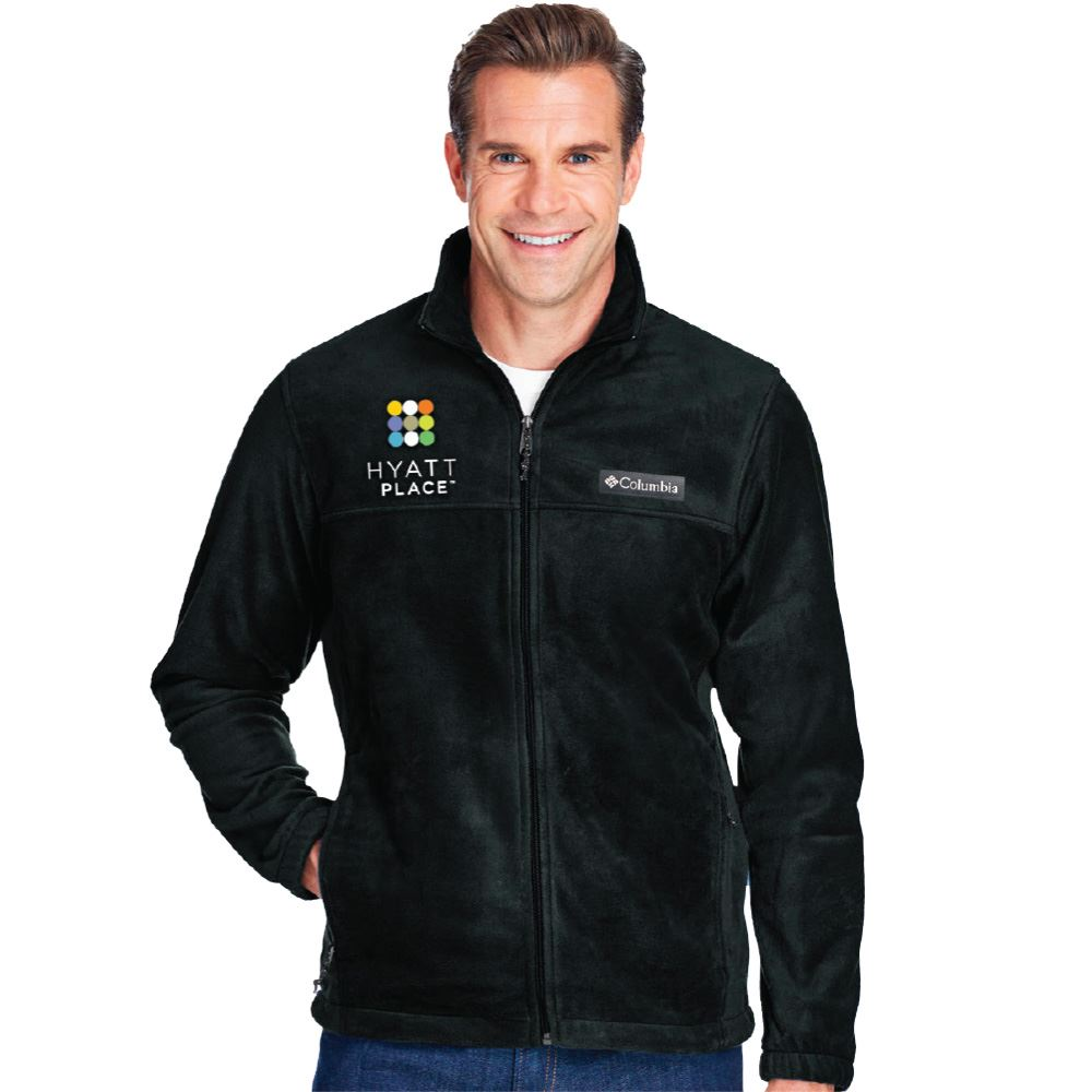Columbia® Steens Mountain™ Men's Full-Zip 2.0 Fleece Jacket - Embroidered Personalization Available