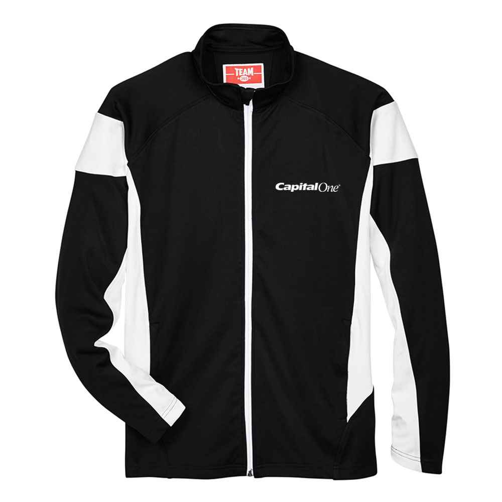 Team 365® Men's Elite Performance Full-Zip - Personalization Available