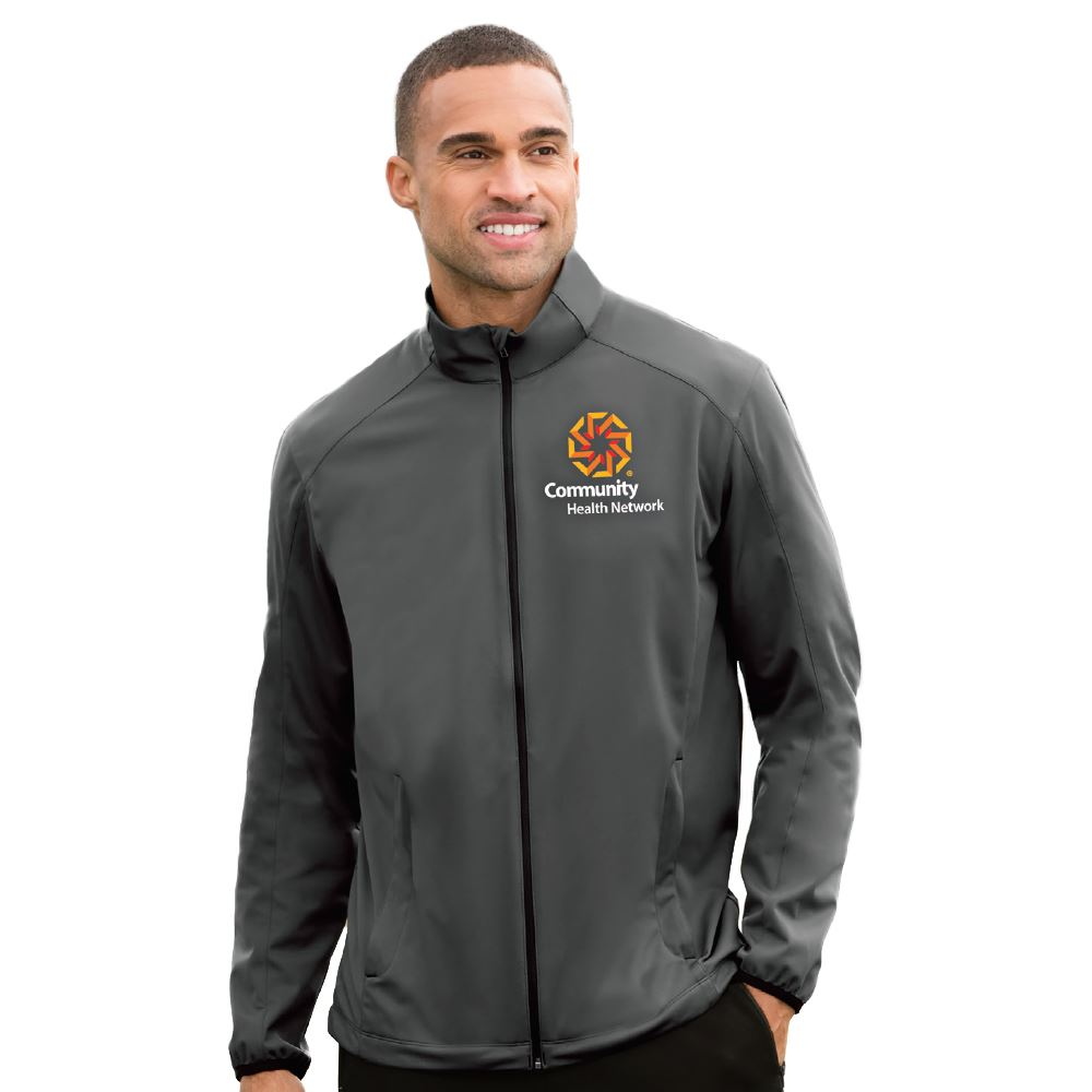 Port Authority® Men's Active Soft Shell Jacket - Embroidery Personalization Available