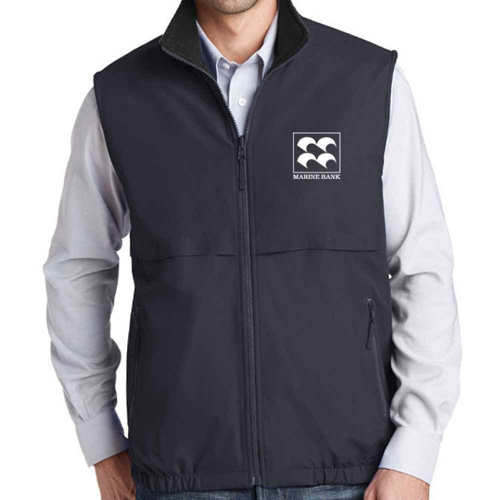Port Authority® Adult/Unisex Reversible Charger Vest - Personalization Available