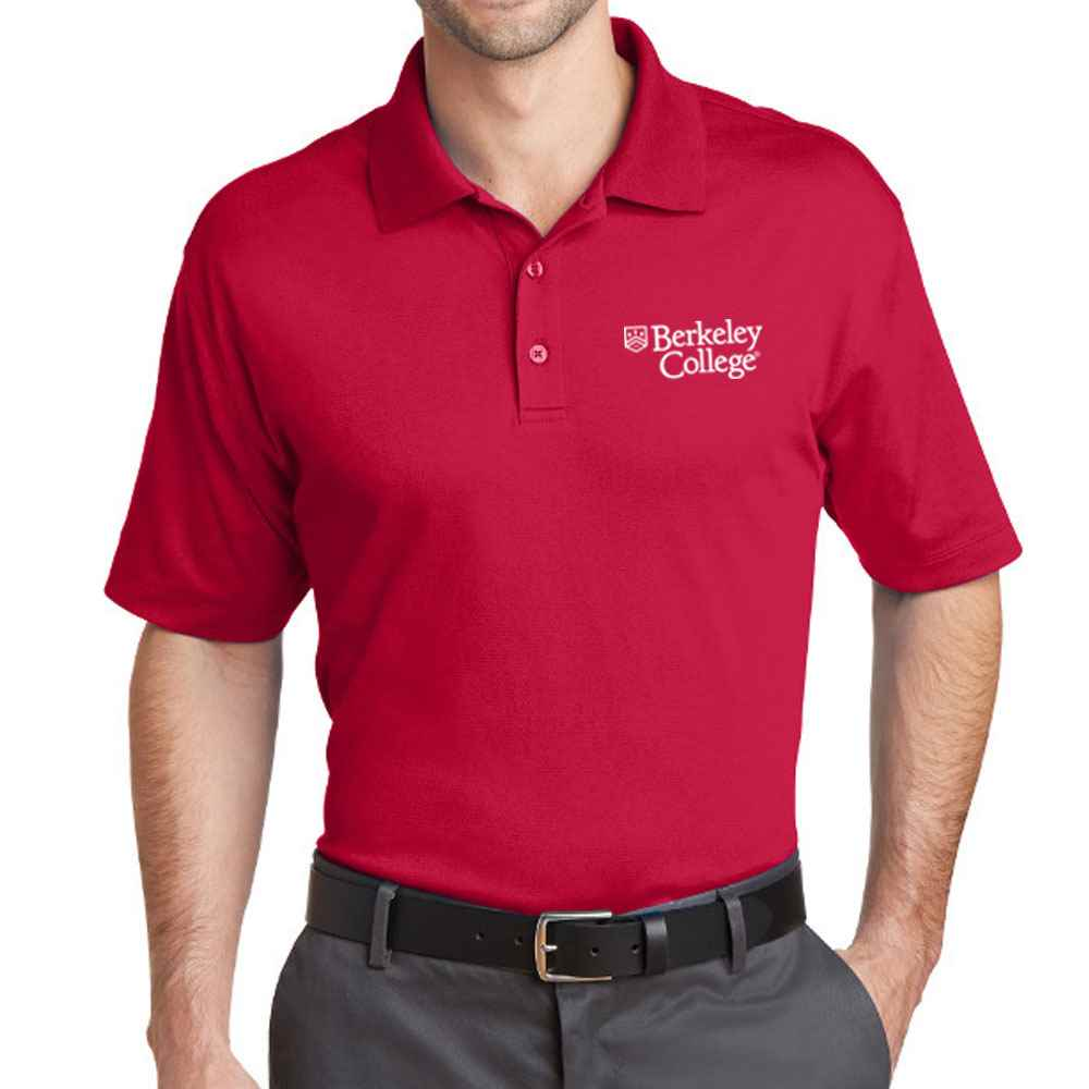 Port Authority® Men's Rapid Dry™ Mesh Polo - Personalization Available