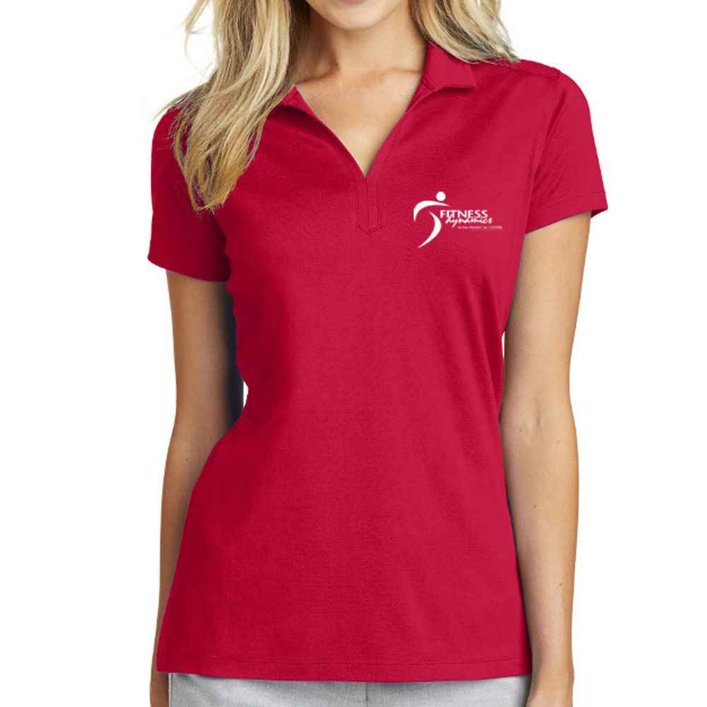 Port Authority® Ladies Rapid Dry™ Mesh Polo - Embroidery Personalization Available