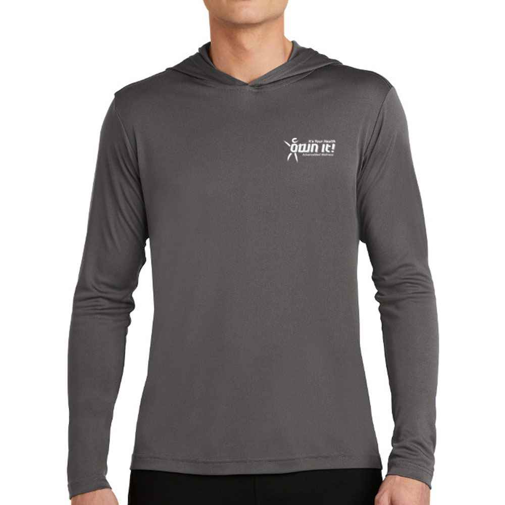 Sport-Tek® Men's PosiCharge® Competitor™ Hooded Pullover - Personalization Available
