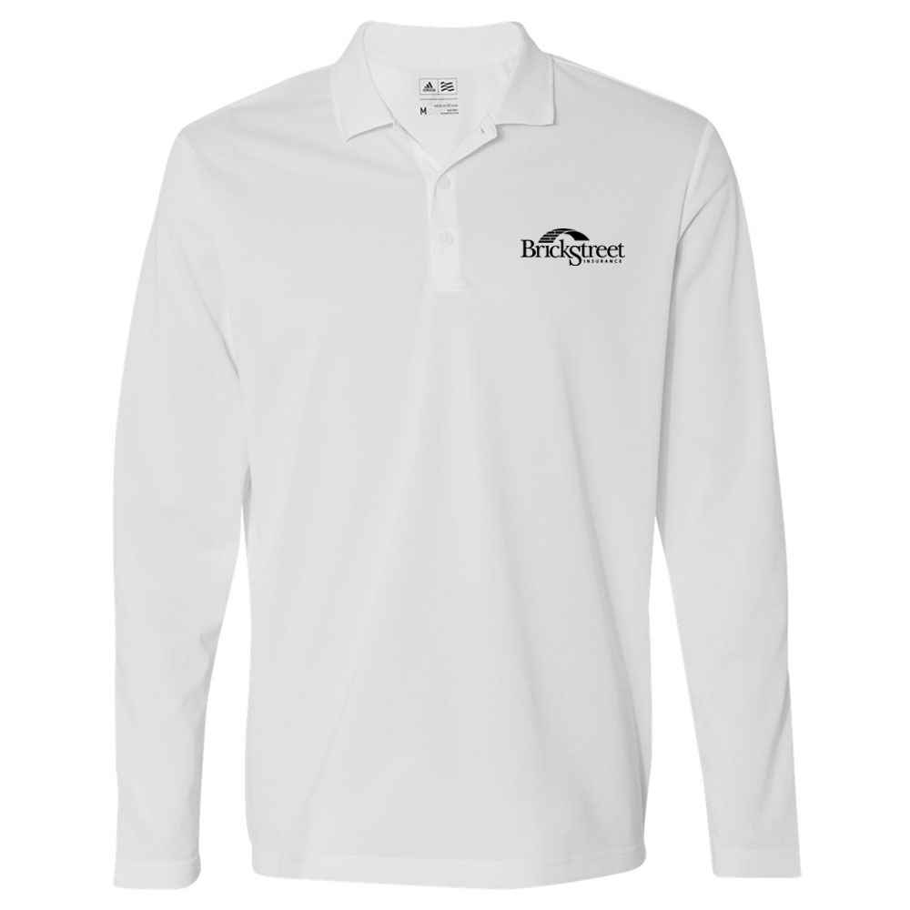 Adidas® Climalite Long Sleeve Sport Shirt - Personalization Available