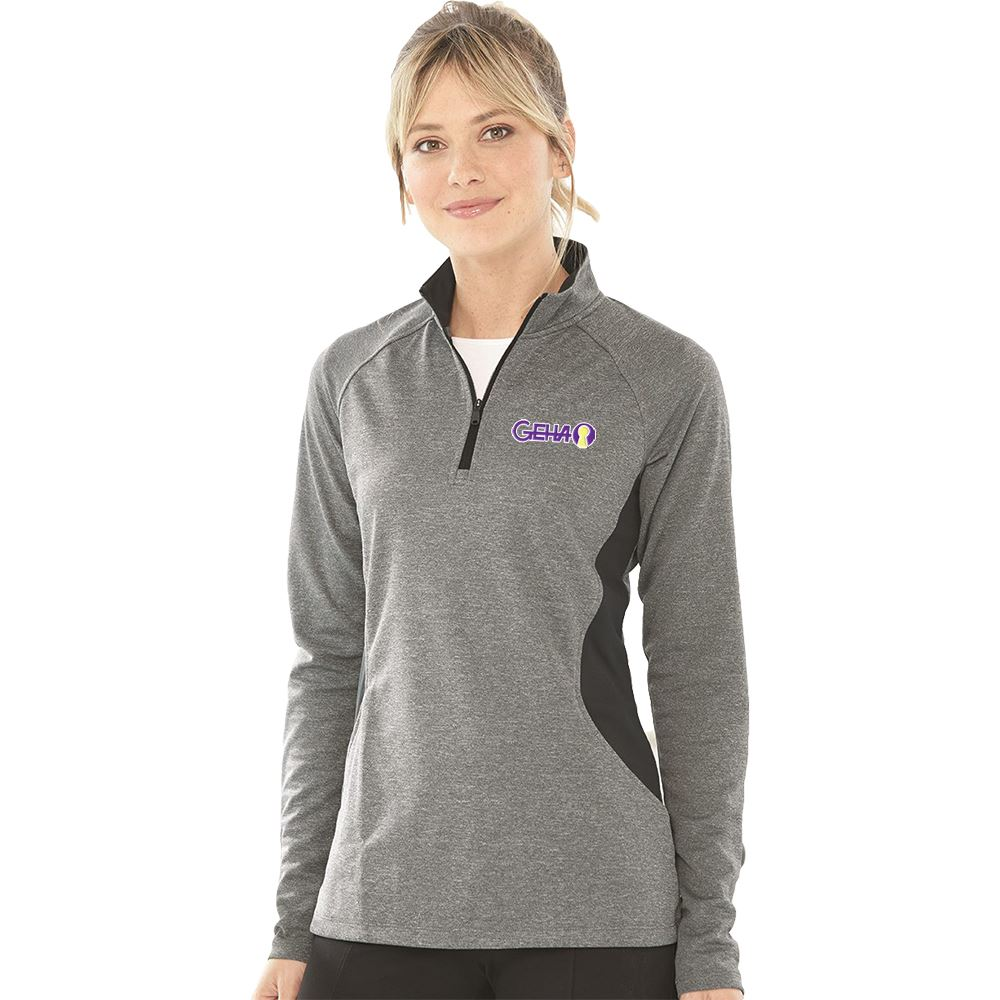 adidas® Women's Lightweight UPF Pullover - Personalization Available