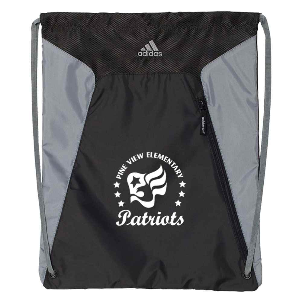 adidas® Gym Sack - Personalization Available