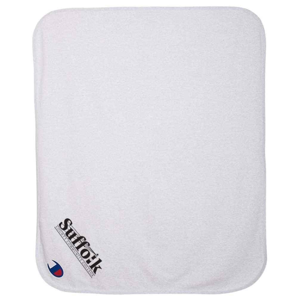 Champion® Reverse Weave Stadium Blanket - Personalization Available