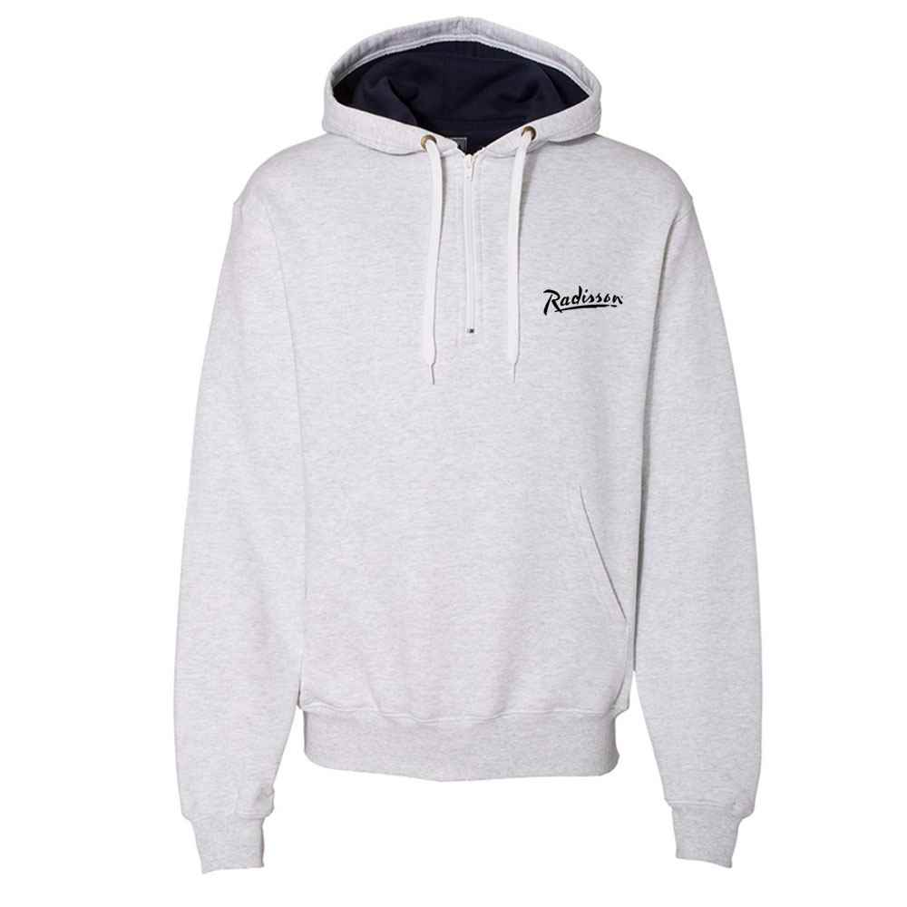 Champion® Colorblocked Performance Hooded Pullover Sweatshirt - Personalization Available
