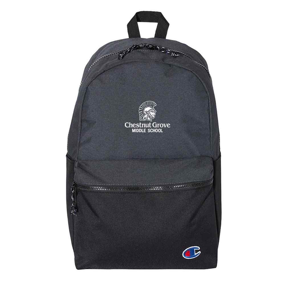 Champion® 21L Script Backpack - Personalization Available