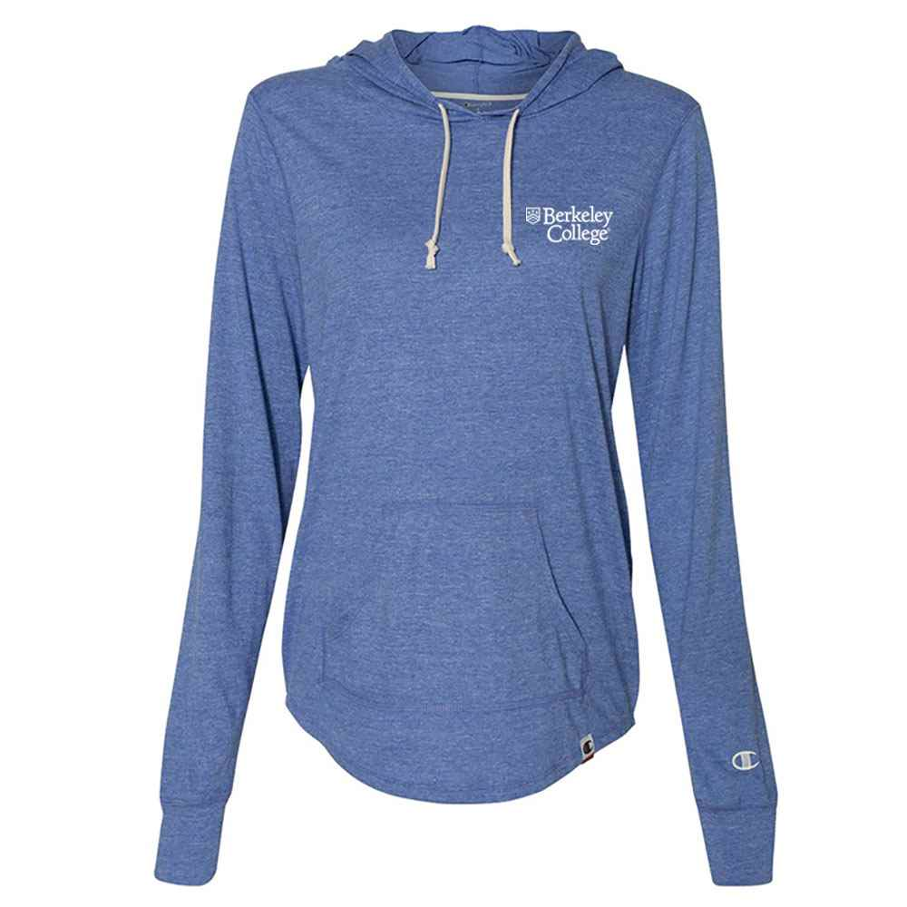 Champion® Originals Women's Triblend Hooded Pullover - Personalization Available