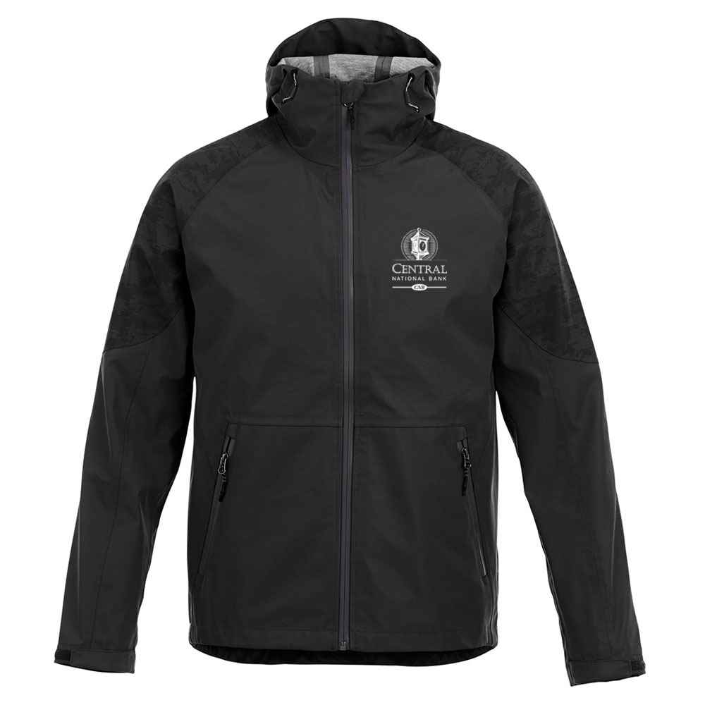 Elevate® Men's Index Soft Shell Jacket - Embroidery Personalization Available