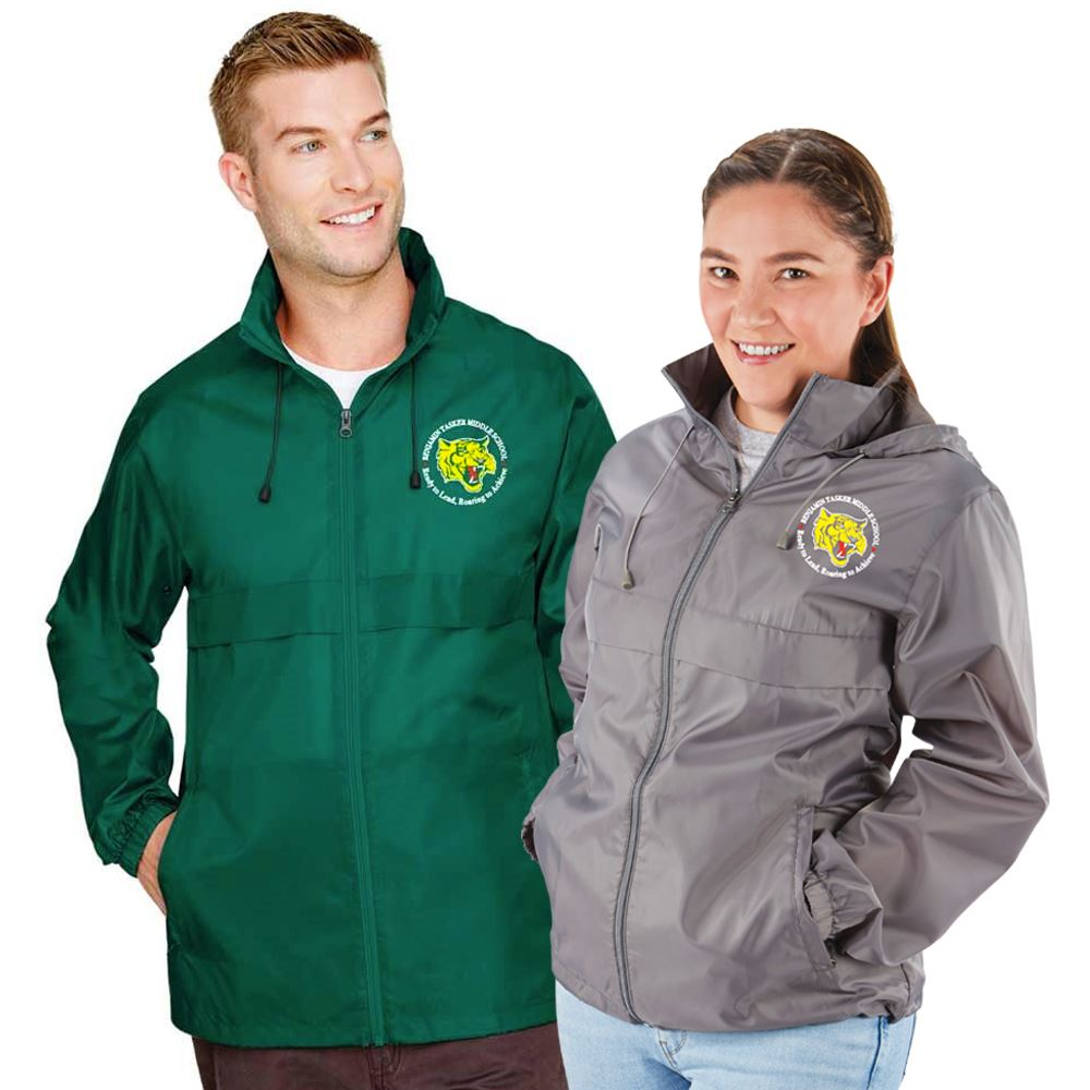 Team 365™ Unisex Zone Protect Lightweight Jacket - Embroidered Personalization Available