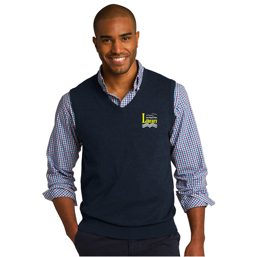 Port Authority® Sweater Vest -Embroidery Personalization Available
