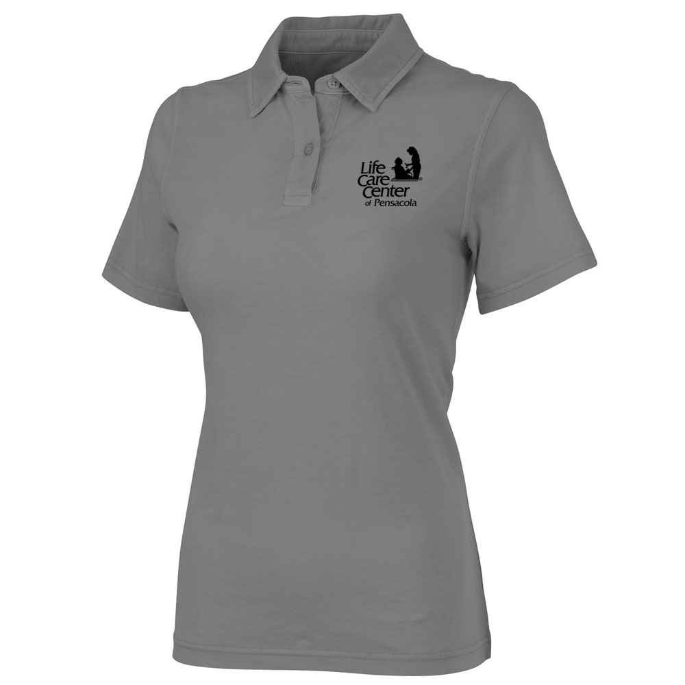 Charles River Apparel® Women's Seaside Polo - Personalization Available