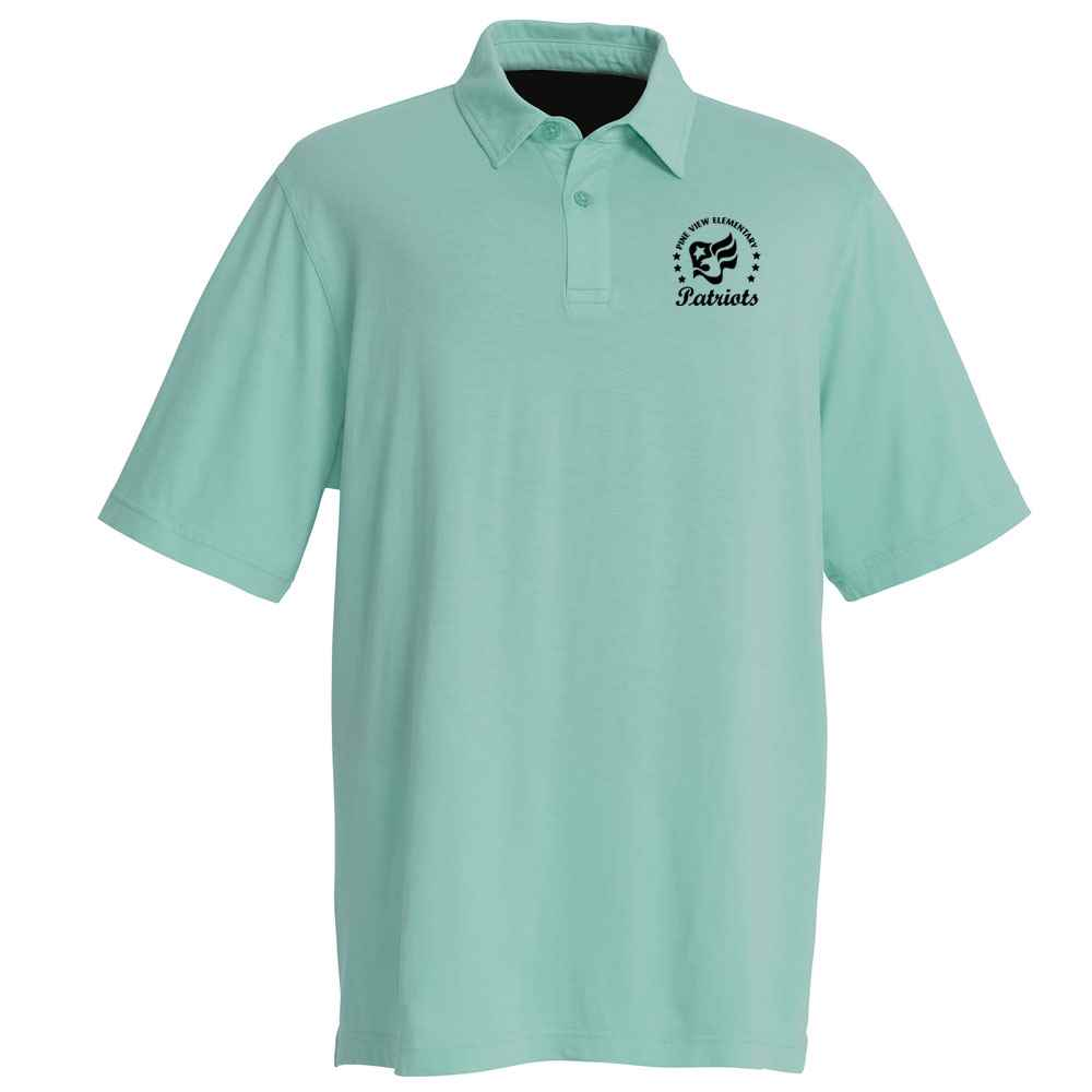 Charles River Apparel® Men's Seaside Polo - Personalization Available