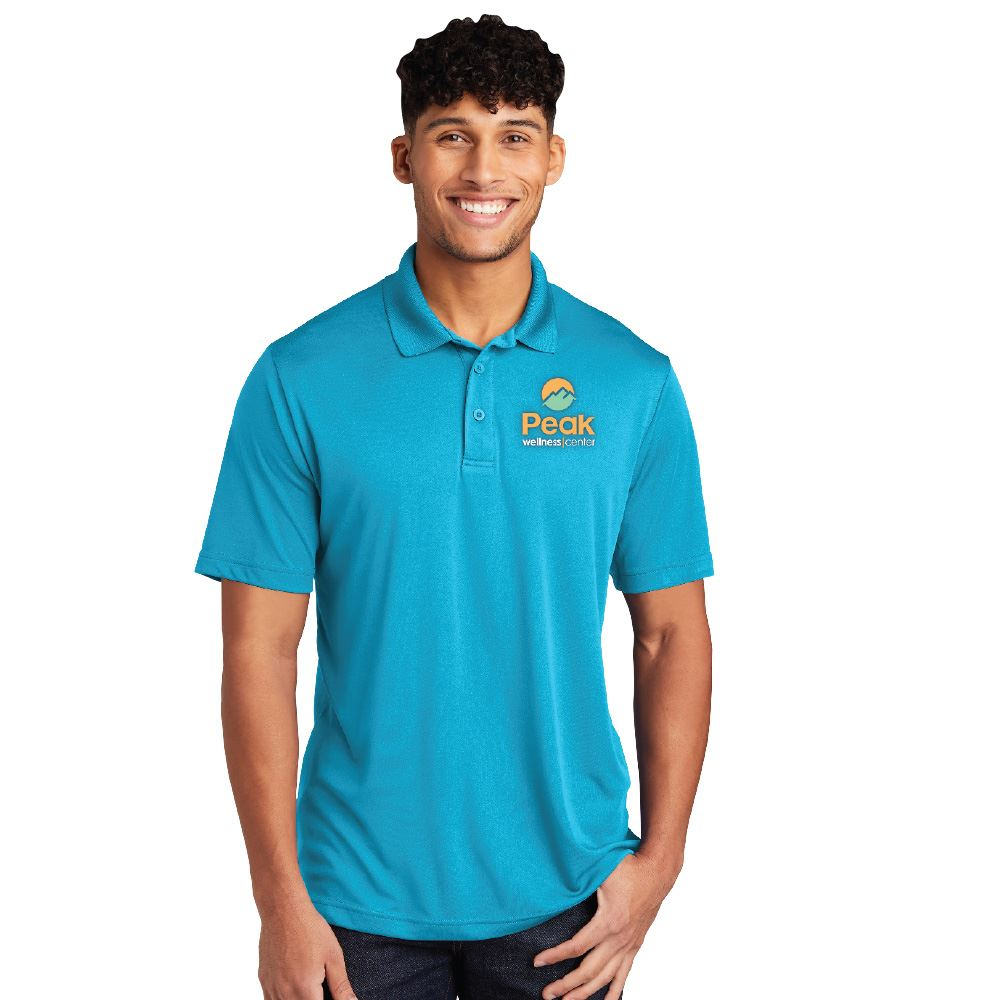 Sport-Tek® PosiCharge® Men's Competitor™ Polo - Personalization Available