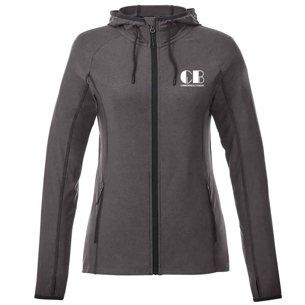 Elevate® Women's Kaiser Knit Jacket - Heat Transfer Personalization Available