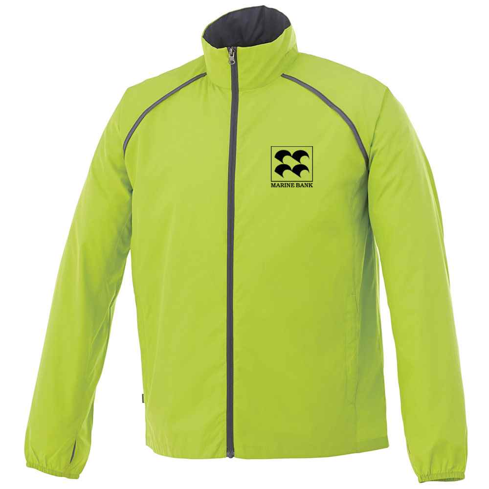 Elevate® Men's Egmont Packable Jacket - Heat Transfer Personalization Available