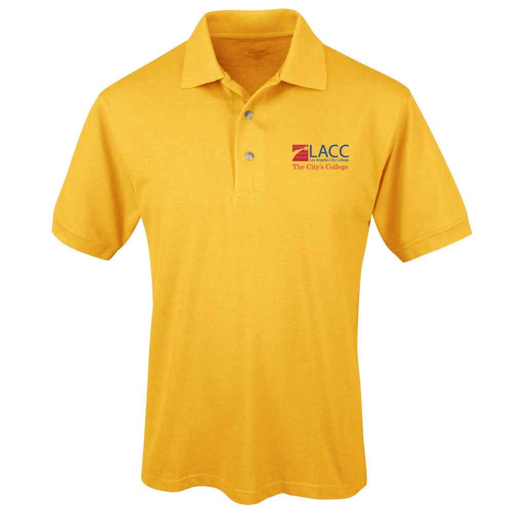 Tri-Mountain® Men's Element Pique Polo - Personalization Available