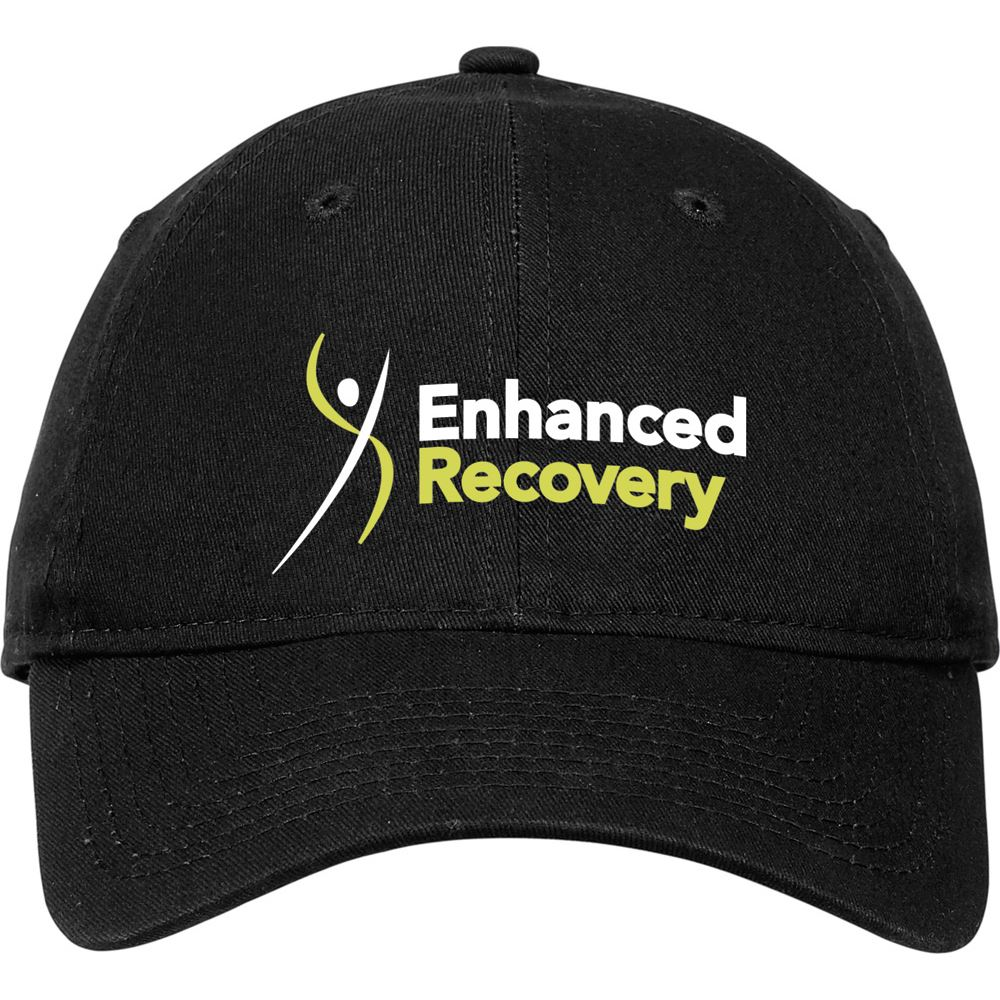 New Era® Adjustable Unstructured Cap - Personalization Available