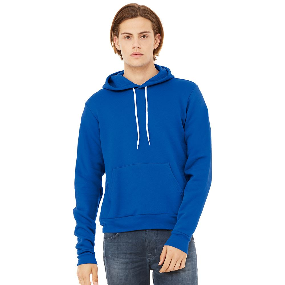 Bella + Canvas® Unisex Sponge Fleece Pullover Hoodie - Personalization Available