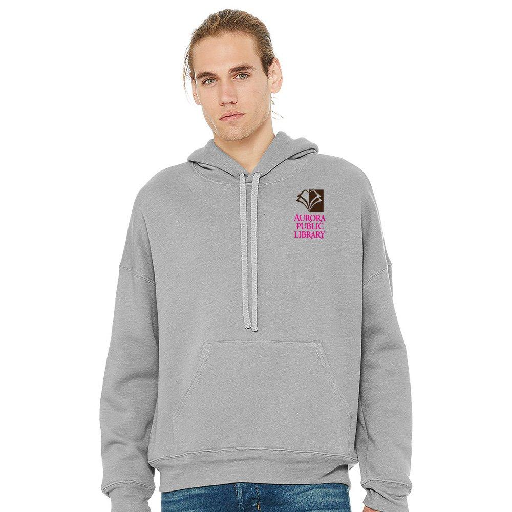 Balla + Canvas® Unisex Sponge Fleece Pullover DTM Hoodie - Personalization Available