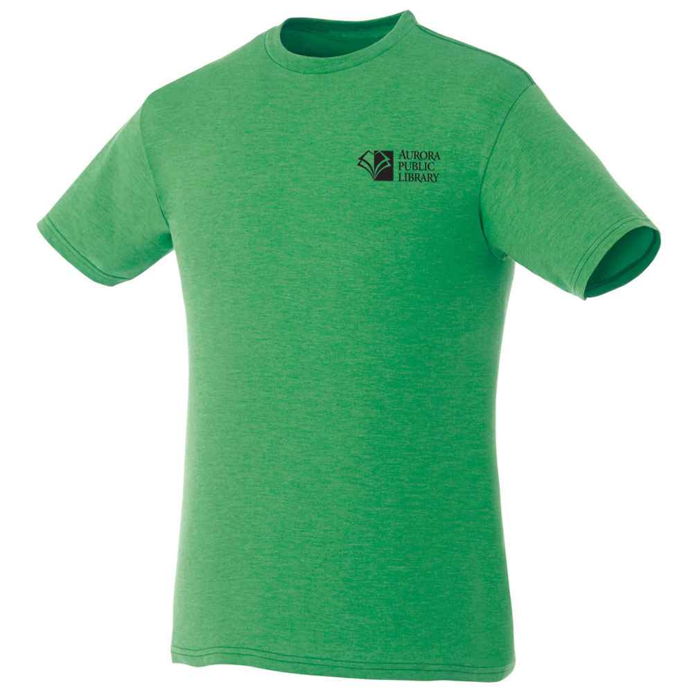 Elevate® Men's Bodie Short Sleeve T-Shirt - Embroidery Personalization Available
