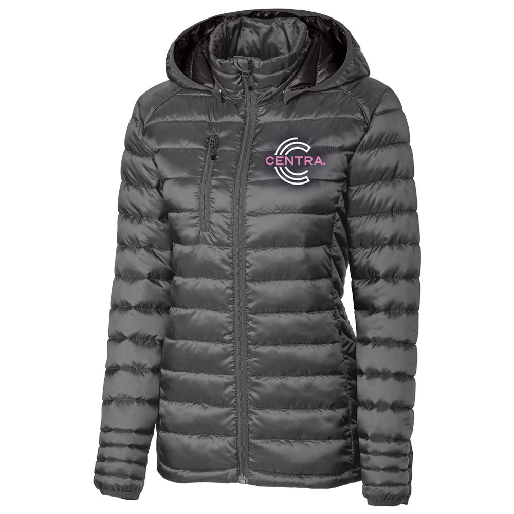 Clique® by Cutter & Buck® Women's Hudson Jacket - Embroidered Personalization Available