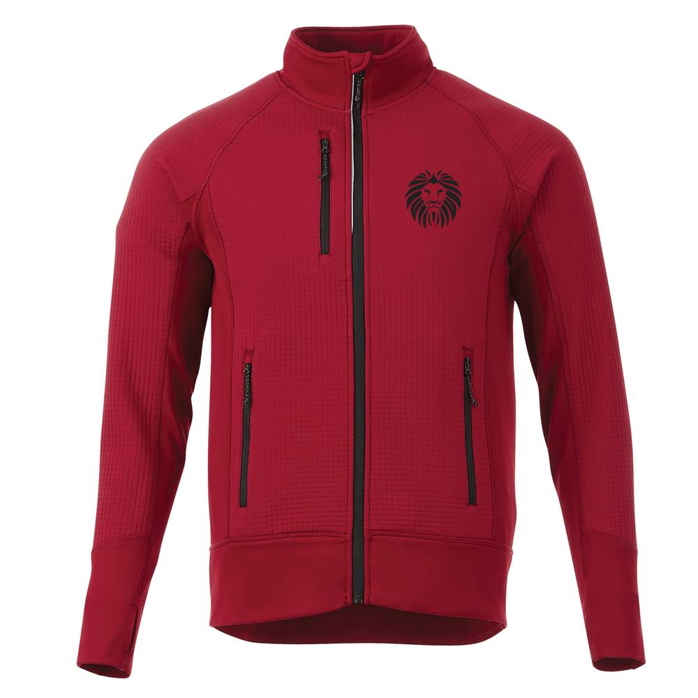 Elevate® Men's Panorama Hybrid Knit Jacket - Personalization Available