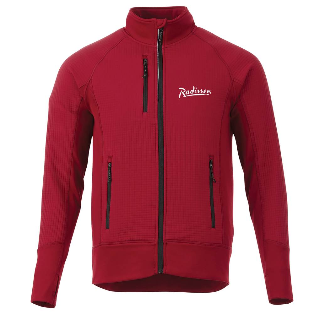 Elevate® Women's' Panorama Hybrid Knit Jacket - Personalization Available