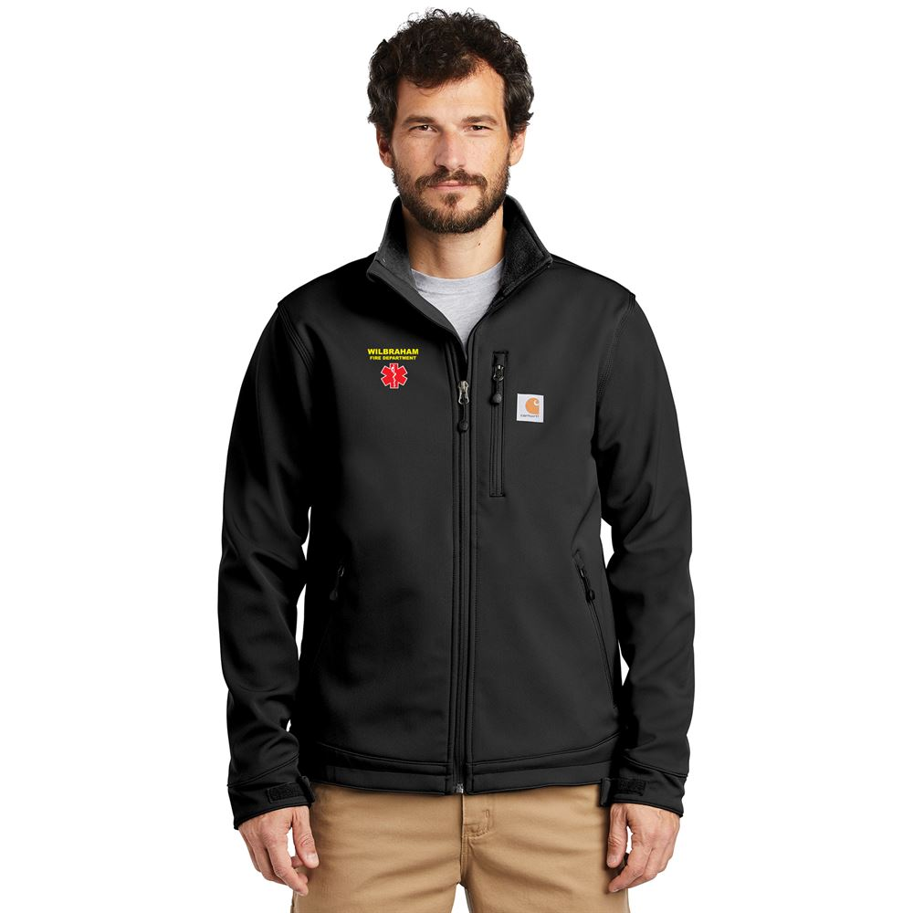 Carhartt® Crowley Soft Shell Jacket -Embroidery Personalization Available