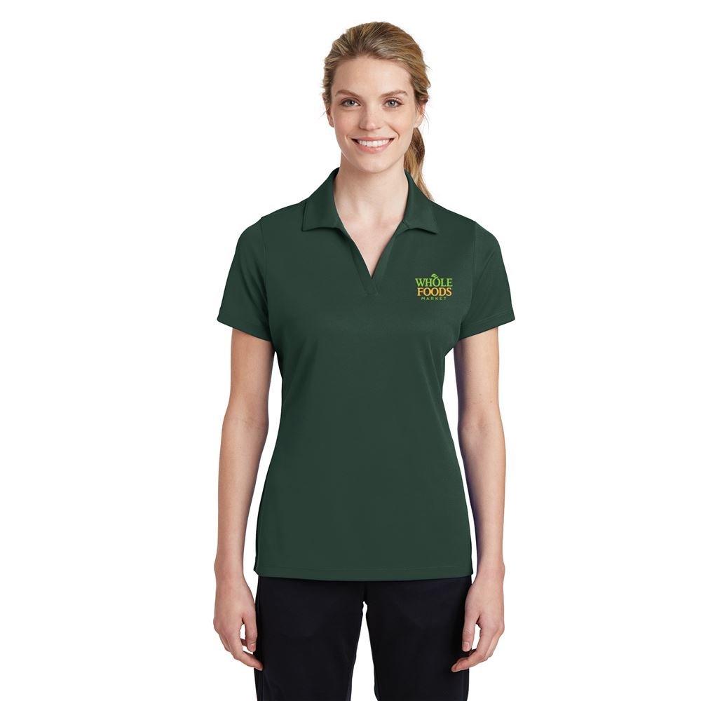 Sport-Tek® Women's PosiCharge® RacerMesh® Polo - Personalization Available