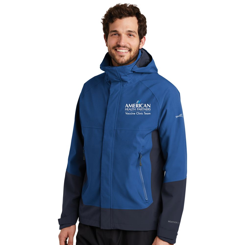 Eddie Bauer® Men's Weatheredge® Jacket- Embroidery Personalization Available